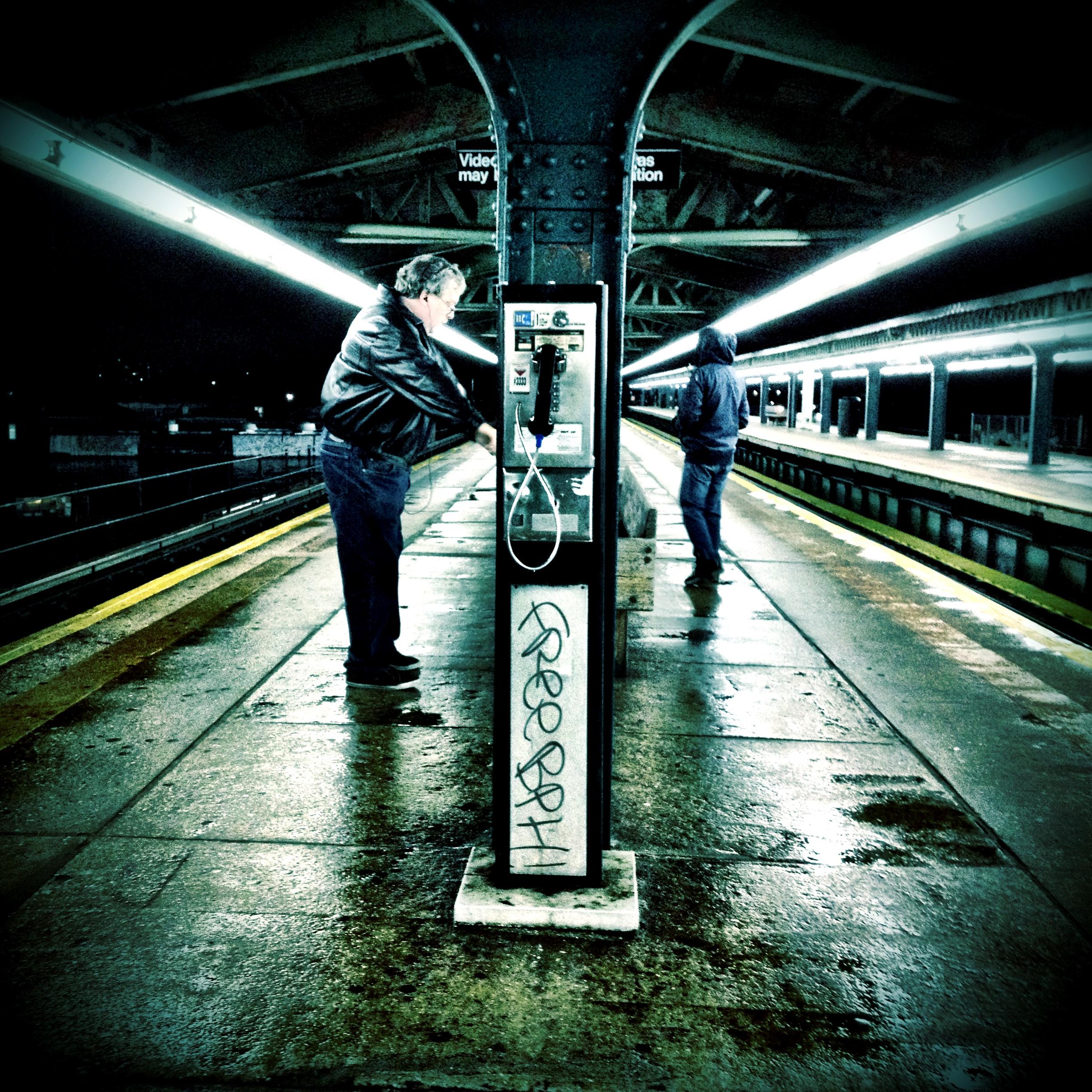 Subway Symmetry