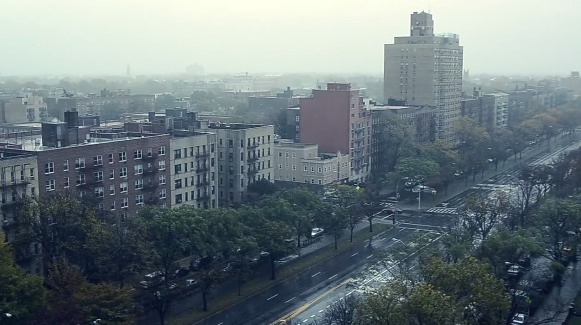 Video of #Sandy hitting my neighborhood.
