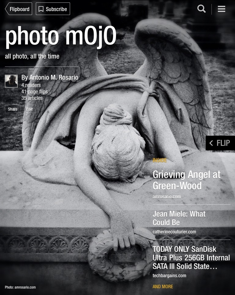 wpid Photo Mar 27 2013 1100 AM Subscribe to my new #Flipboard Magazine if youre on an iPad or other mobile device.