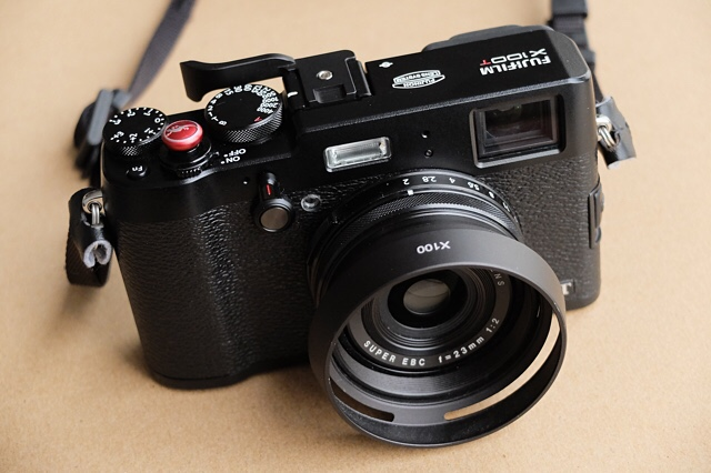 My Review of the Fujifilm X100T