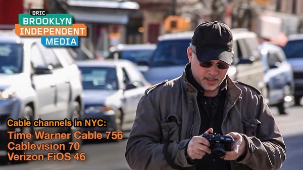 I'm going to be profiled on Brooklyn Public TV, April 29th, 2015