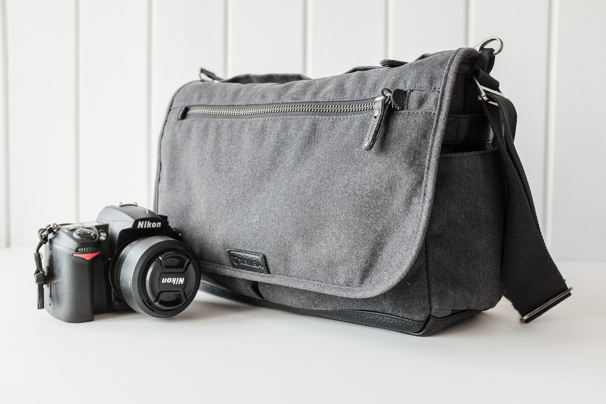 Read my review of a great new camera bag from Tenba