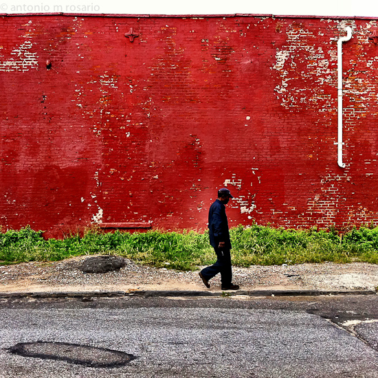 Red Hook Walker