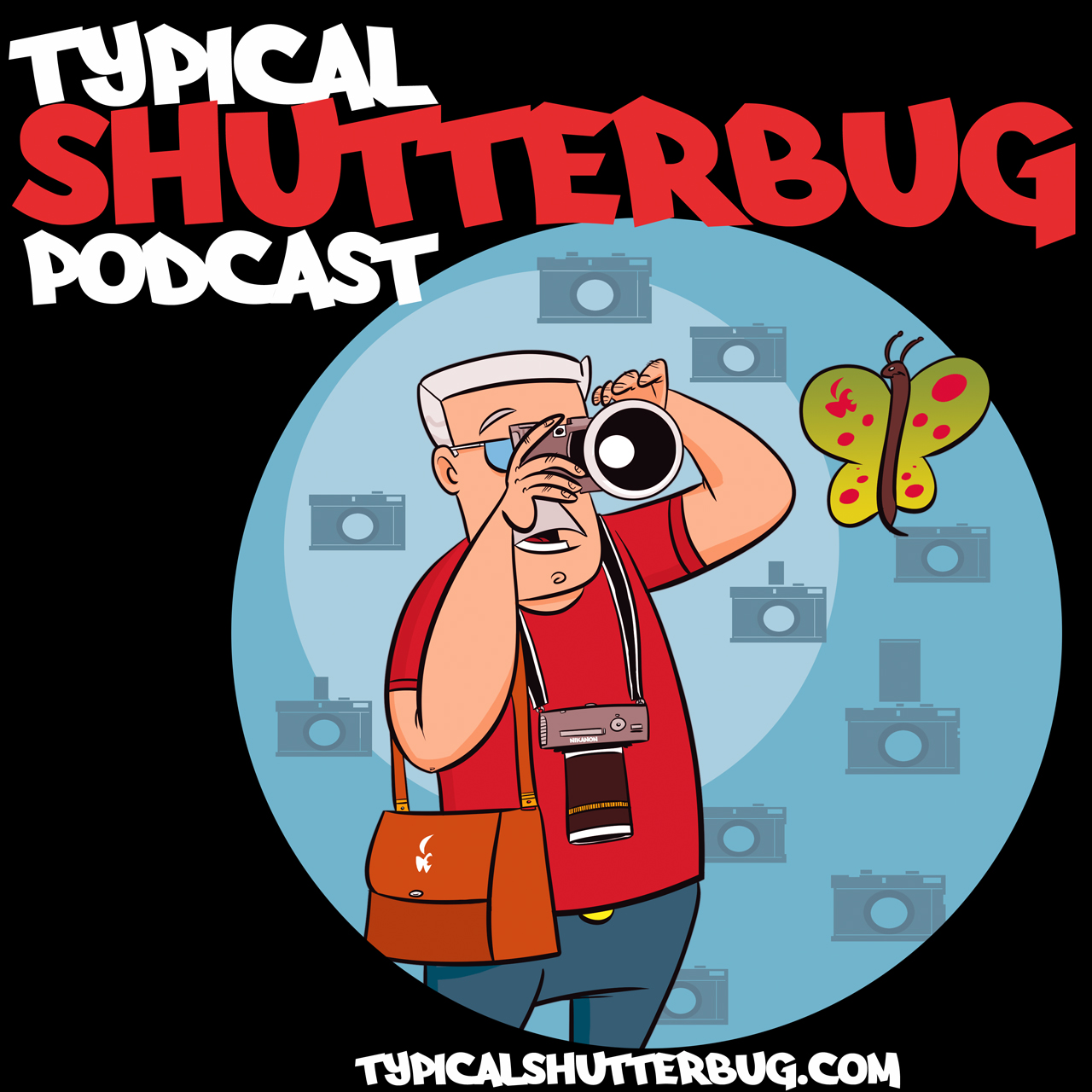 I'm on this month's Typical Shutterbug Podcast!