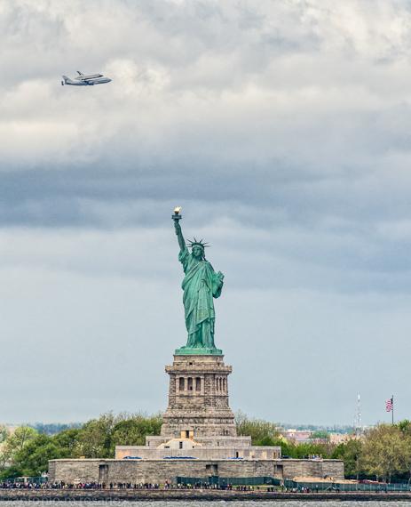 Space Shuttle Enterprise Flyby III