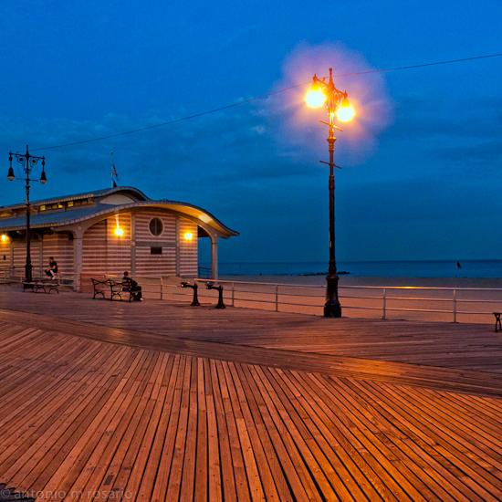 Night on the Boardwalk