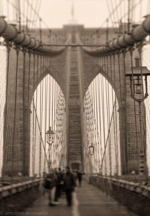Brooklyn Bridge Vintage