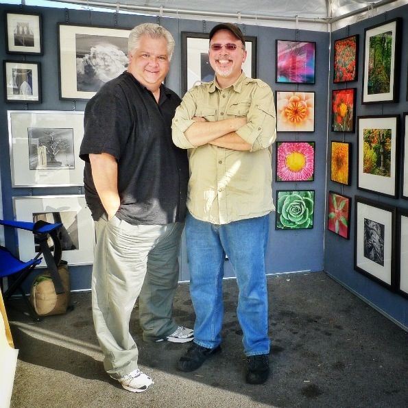Duotone: The Two Tonys at the Warwick NY Applefest