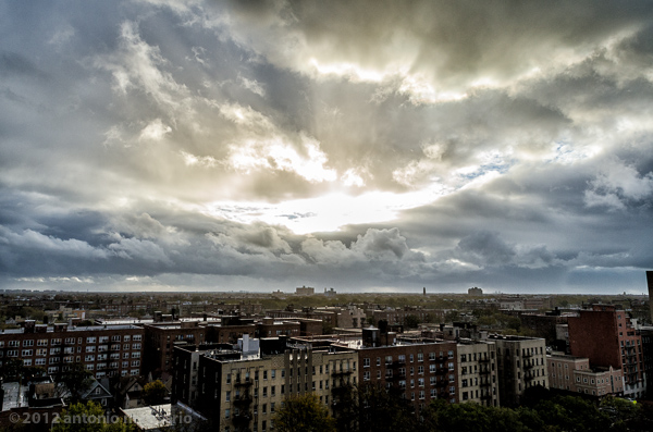 Post #Sandy Sunrise