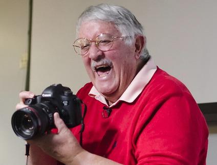 Mel DiGiacomo, a photographer.