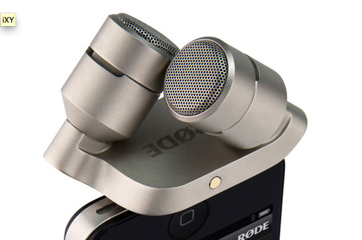 The RØDE iXY: An awesome microphone for 30-pin iOS devices