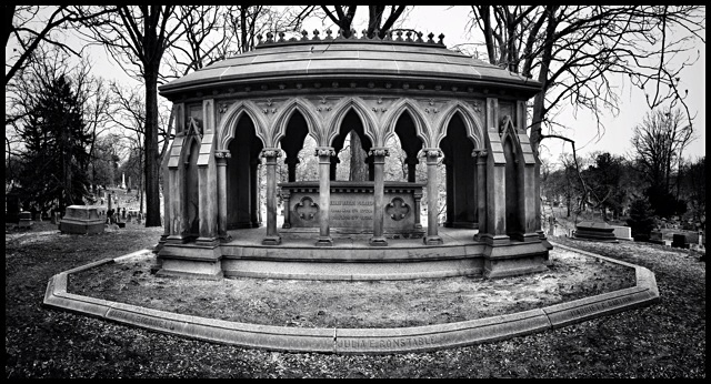 More from Green-Wood Cemetery